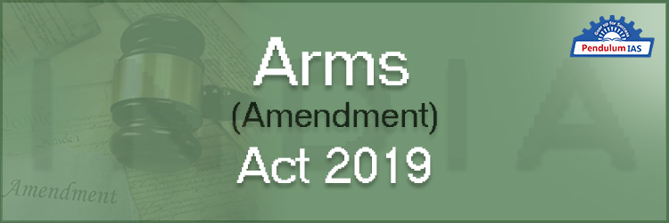 Arms Amendment Act