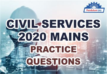 UPSC CSE 2020 practice questions pendulumias