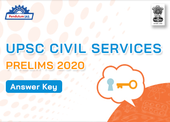 UPSC 2020 answer key