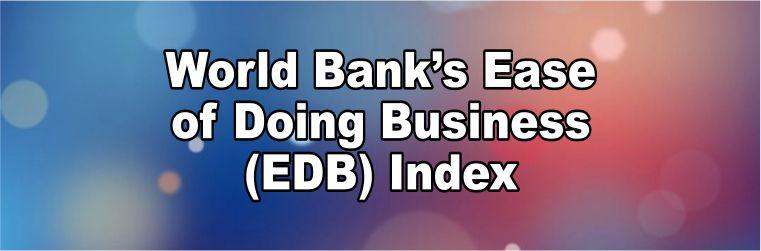 About World Bank Business Index 2019 pendulumias